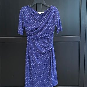 Boden dress with ruching